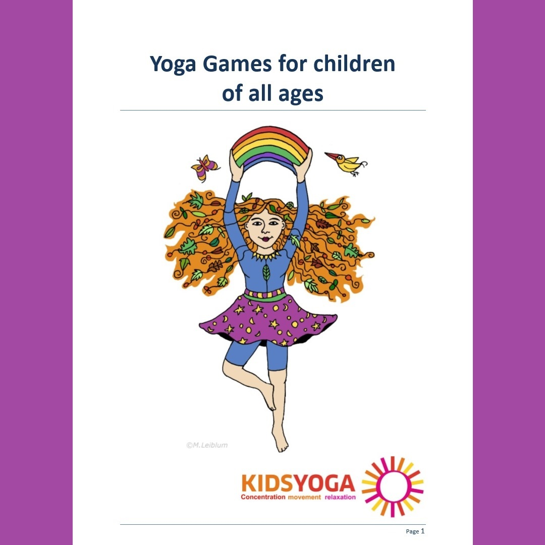 Yoga Games English