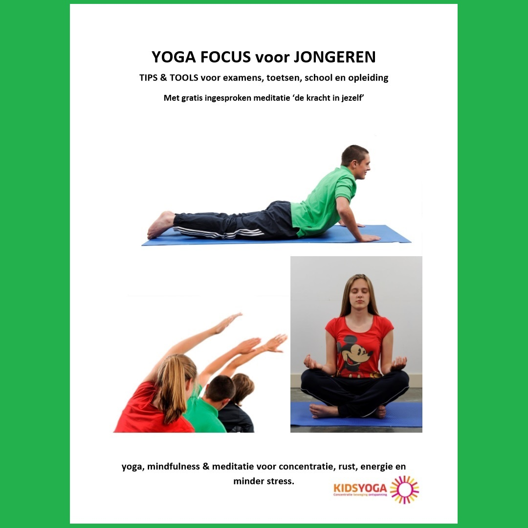Yoga Focus voor Jongeren